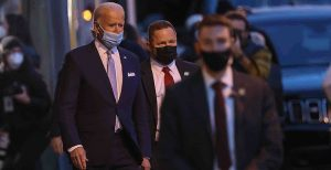 President Biden and security