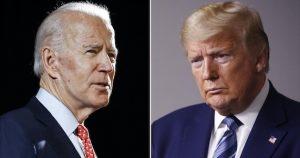 President Biden and President Trump