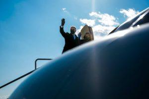 President Biden Jill Biden Airplane