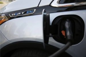 Chevy Bolt Charging