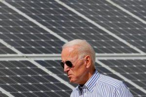 President Biden Solar Panel