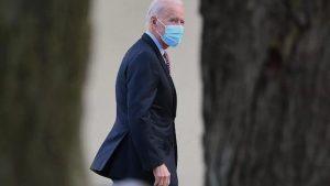 President Joe Biden Mask