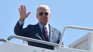 President Biden Wave