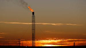 methane burning
