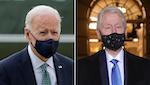 President Biden and President Clinton
