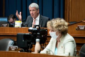 Rep. Kurt Schrader (D-Ore.) on Capitol Hill